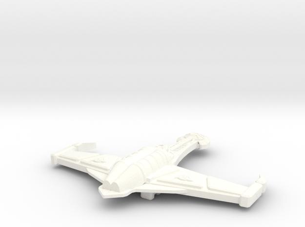 Gu'Ved in White Processed Versatile Plastic