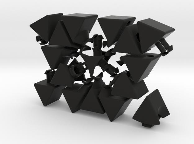 Master Slim Pyraminx 3d printed
