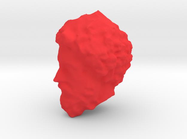 The Head of Marcus Aurelius 3d printed