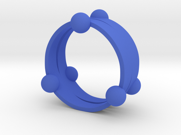 Floating ring - Split version 3d printed