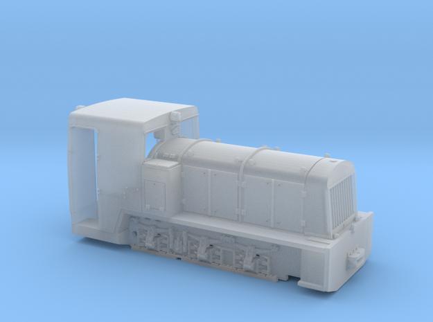Französische Feldbahnlok Billard T100 Spur H0e/f 3d printed