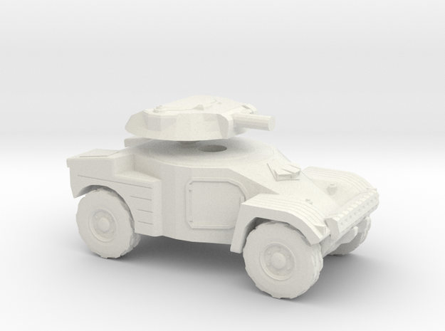 1:200 PANHARD AML60 in White Natural Versatile Plastic