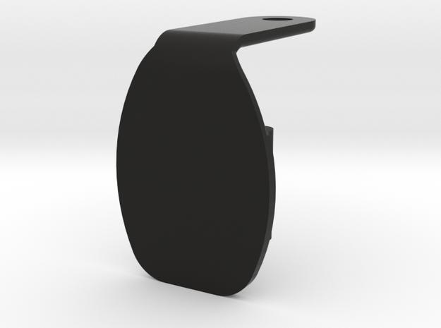 Simple GoPro mount 3d printed