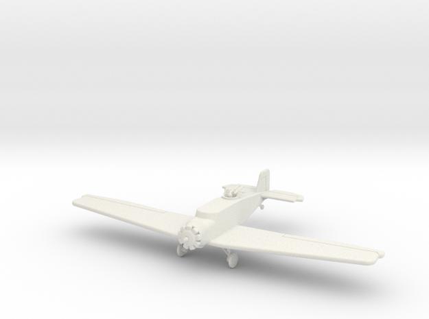 IW13 Junkers K43 Bomber (1/144) 3d printed