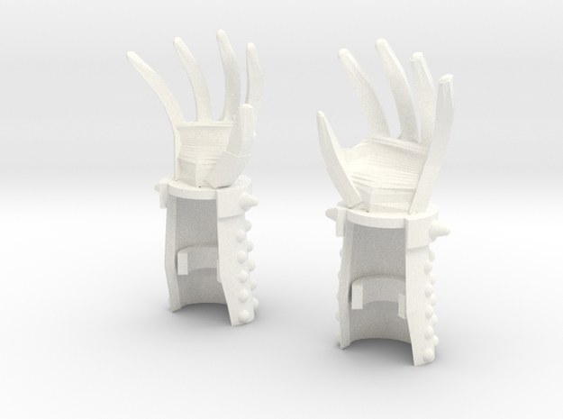 Claws of Terror 3d printed