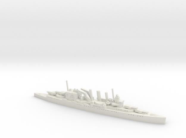HMS Suffolk 1/1800 3d printed