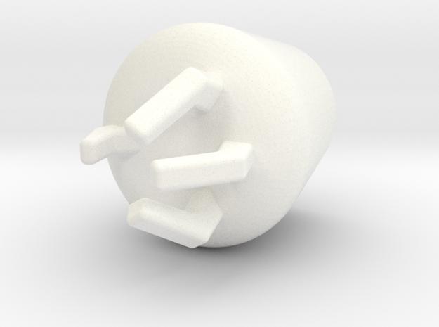 Hydroarm 3d printed