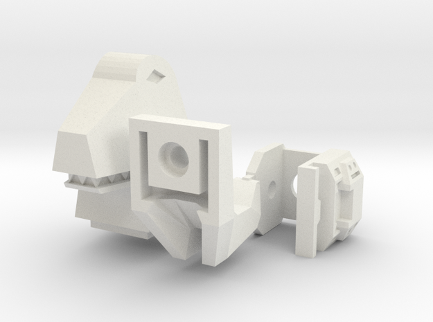 Tyrannobot Upgrade 3d printed