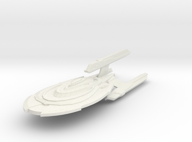 Asteria Class FastCruiser 3eng in White Strong & Flexible