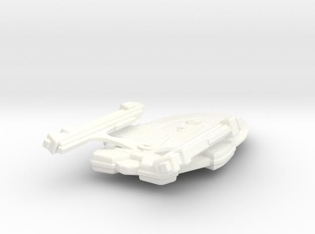 USS Vigilant (Refit) 3d printed