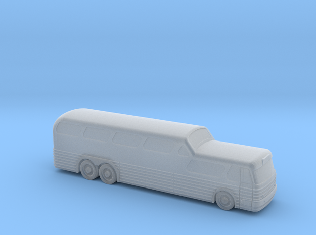 Scenic Cruiser Bus - Zscale in Smooth Fine Detail Plastic