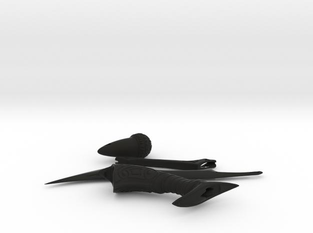 Fantasy Knife Prop Kit 3d printed