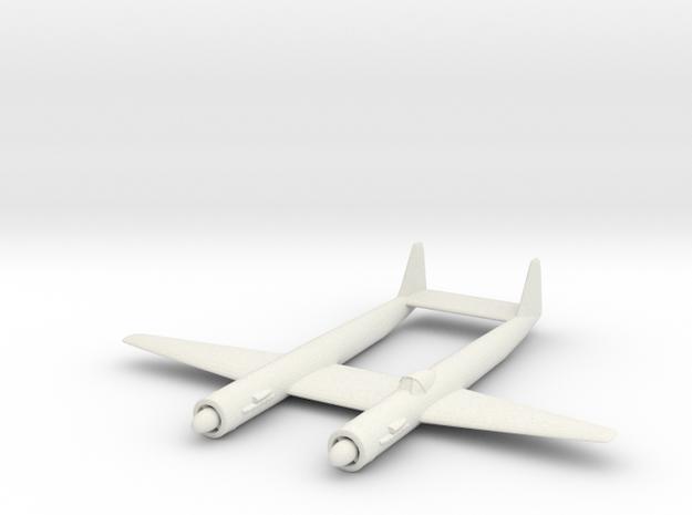 1/200 Arado Ar E 530 in White Natural Versatile Plastic