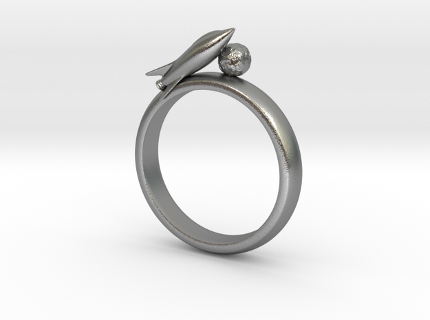 Moon Rocket Ring S 8