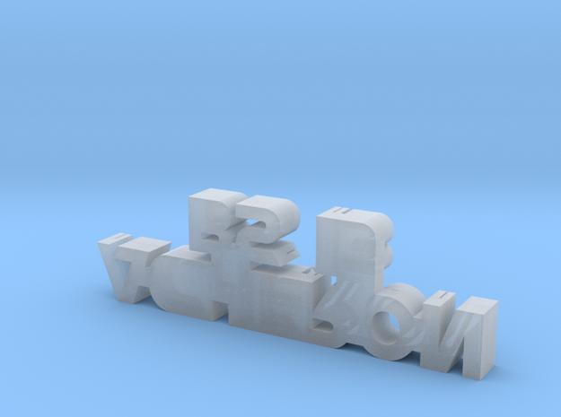 Acheron No Base Version 2 3d printed