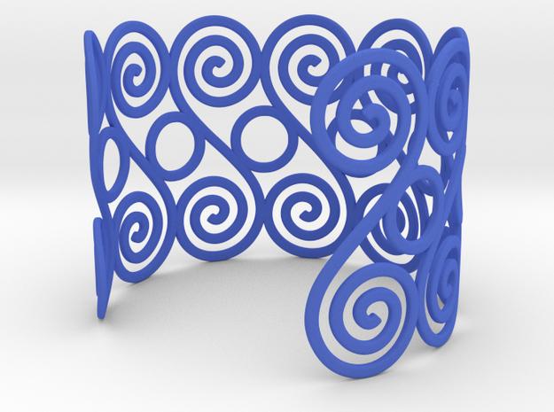 Spirals & Circles Bracelet