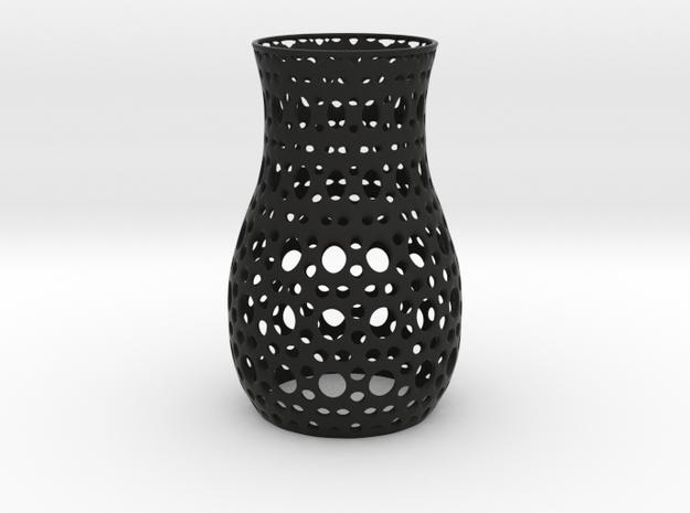 Tealight Sleeve Ovals - Small 3d printed