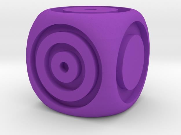 Ring Dice 3d printed