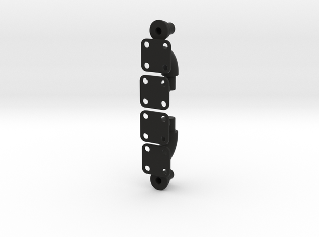 endpieces for roll bar 3d printed