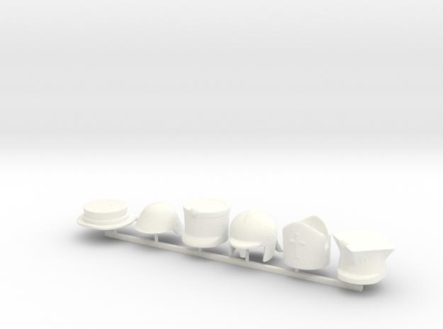 Test 2013-8-1 (Test) in White Processed Versatile Plastic