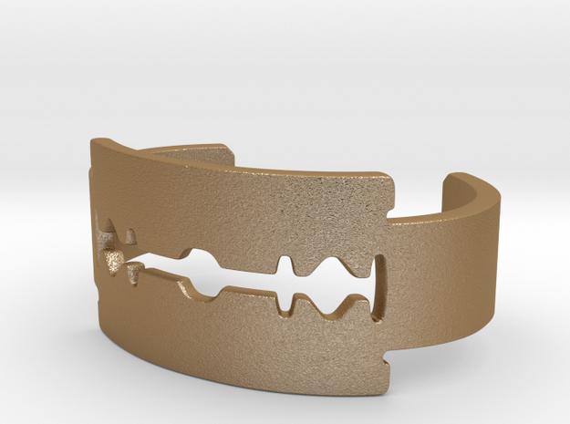 Gillette - Bracelet for men 3d printed