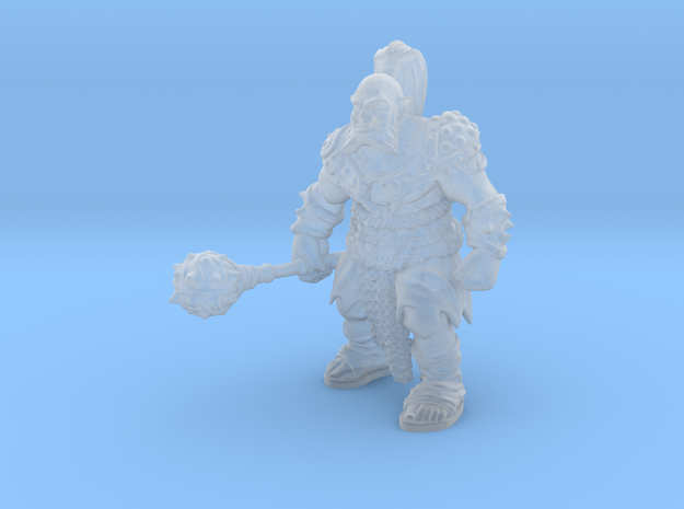 Ogre in Frosted Ultra Detail