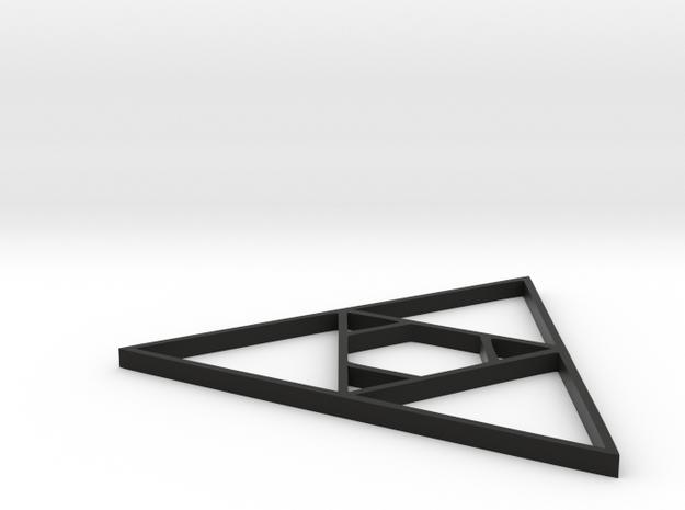 pentasm - 2 inch 3d printed