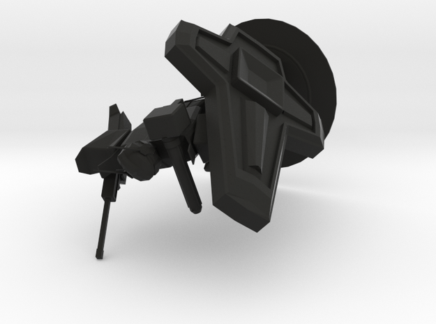 Armor Model SR-1 (updated) 3d printed