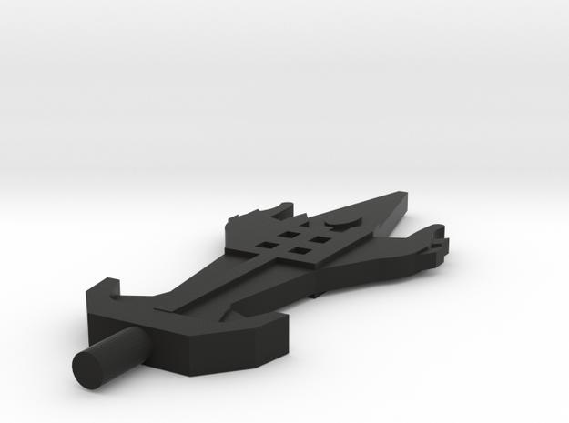 Sea Sword 3d printed