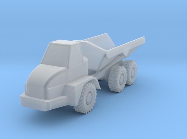 Caterpillar 730 Dump Truck - Zscale 3d printed
