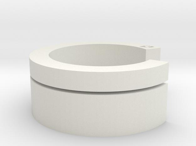 Interlock-ring (small) 3d printed