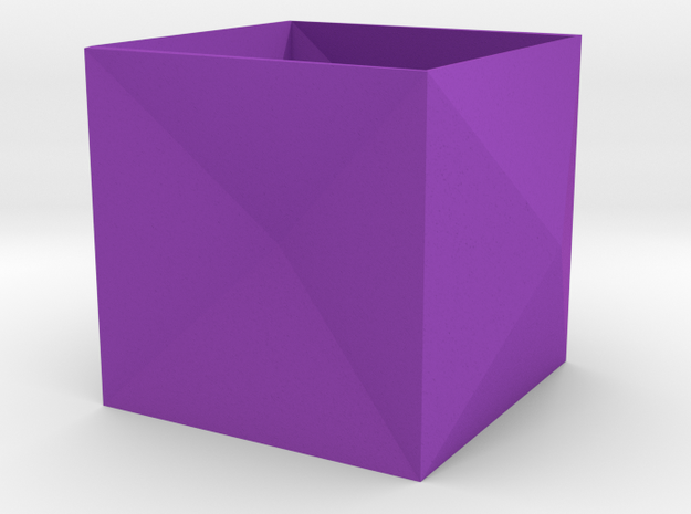 Tessellating Boxes 3d printed