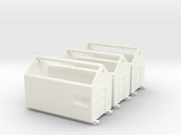 N logging - Storage Sheds 3d printed