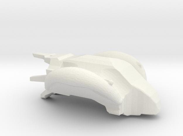 Covenant Phantom for Halo Risk in White Natural Versatile Plastic