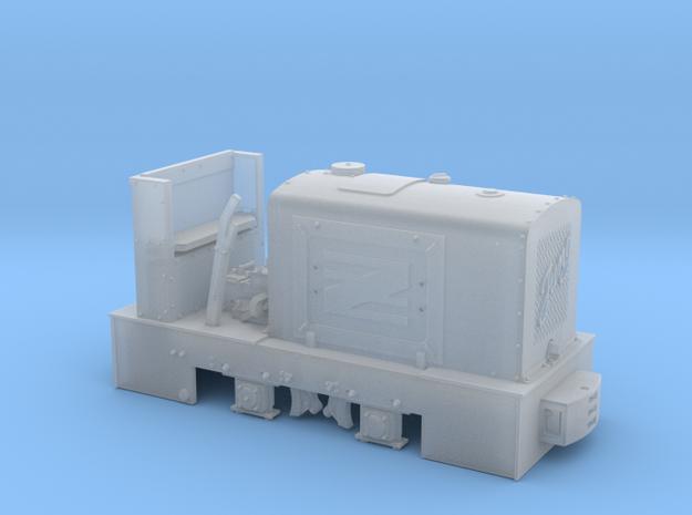 Feldbahn Jung EL110 (Spur 0f) 1:45 3d printed