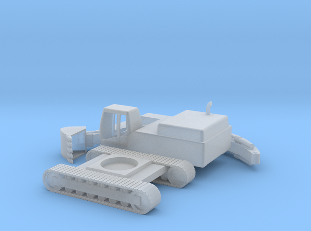 Back Hoe N Scale 3d printed