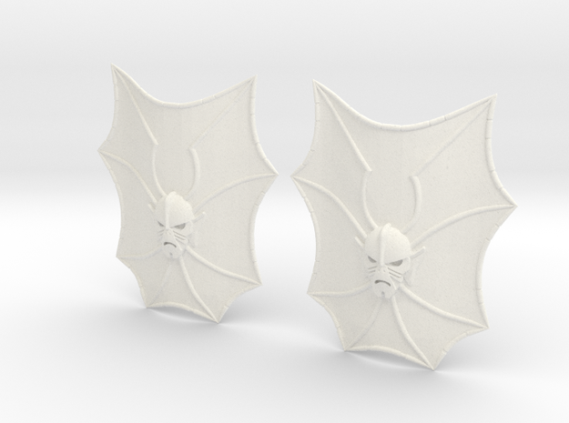 Horde Shield 2-Pack in White Strong & Flexible Polished