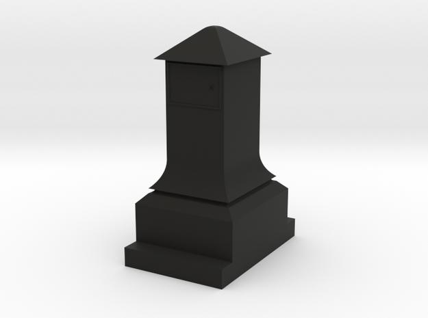 SBB Klemmenschrank mit Fundament 3d printed