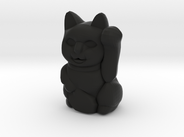 Moneycat 3d printed
