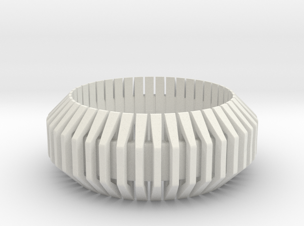 Industrial Hollow 3d printed