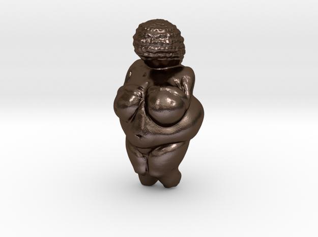 Venus Of Willendorf (miniature) 3d printed