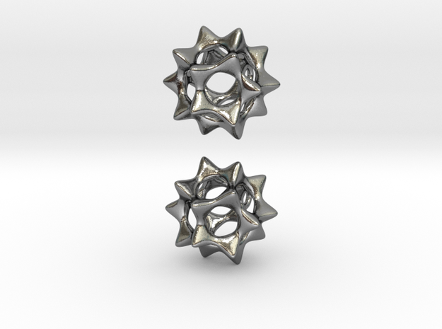 Sectik Star Earrings