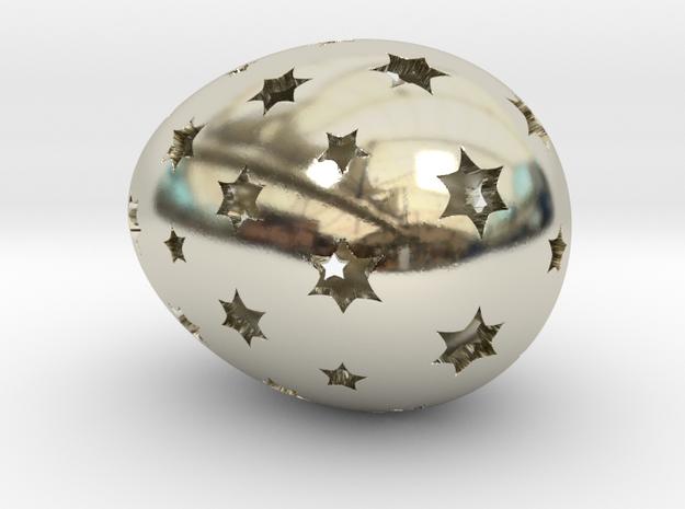 Mosaic Egg #14 3d printed