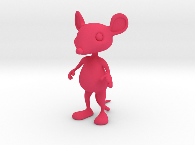 Tiny Mouse 3d printed