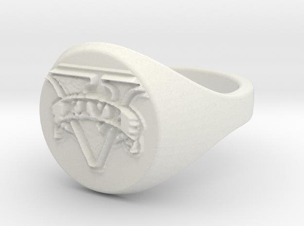 ring -- Sat, 24 Aug 2013 01:32:35 +0200 3d printed
