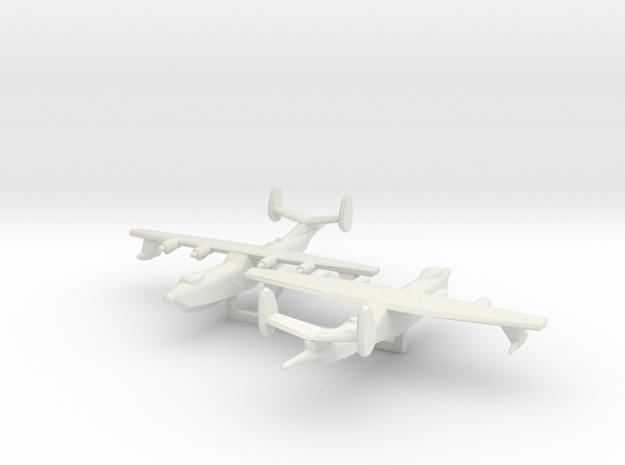 1/700 Harbin SH-5 x2 in White Natural Versatile Plastic