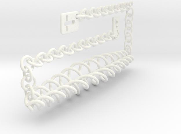 Twist of Fate Chocker 3d printed