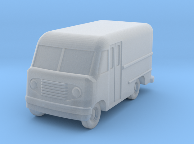 Ford Stepvan 1950 - Zscale 3d printed