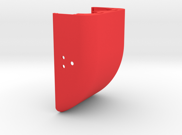 HOUSING COVER A 3d printed