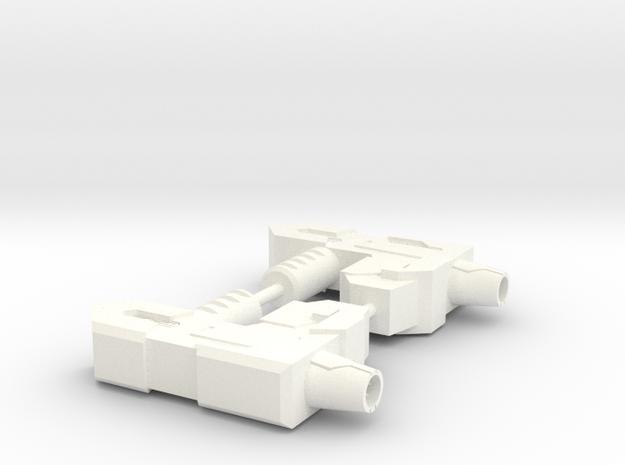 Hand Blaster 3d printed